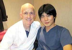 Dr.Brian Kinney(ビバリーヒルズ在住の有名美容外科医)と