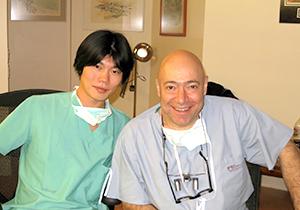 Dr.Roger Khouri(脂肪豊胸の世界的権威)と